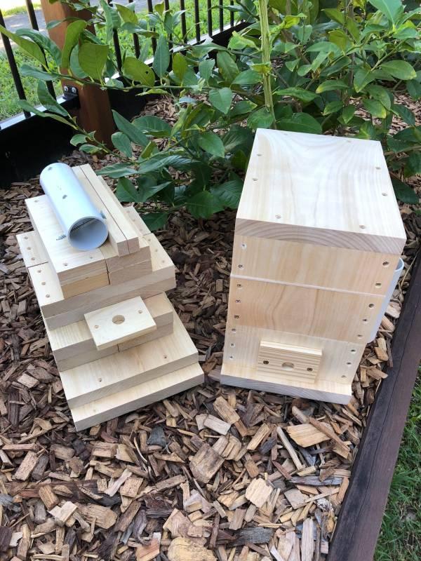 Bare Timber DIY OATH