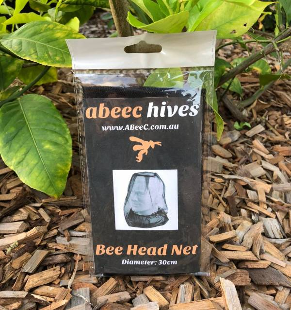Native Bee Head Net