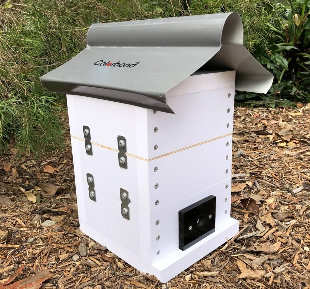 Mini OATH Native Bee Hive Honey Super